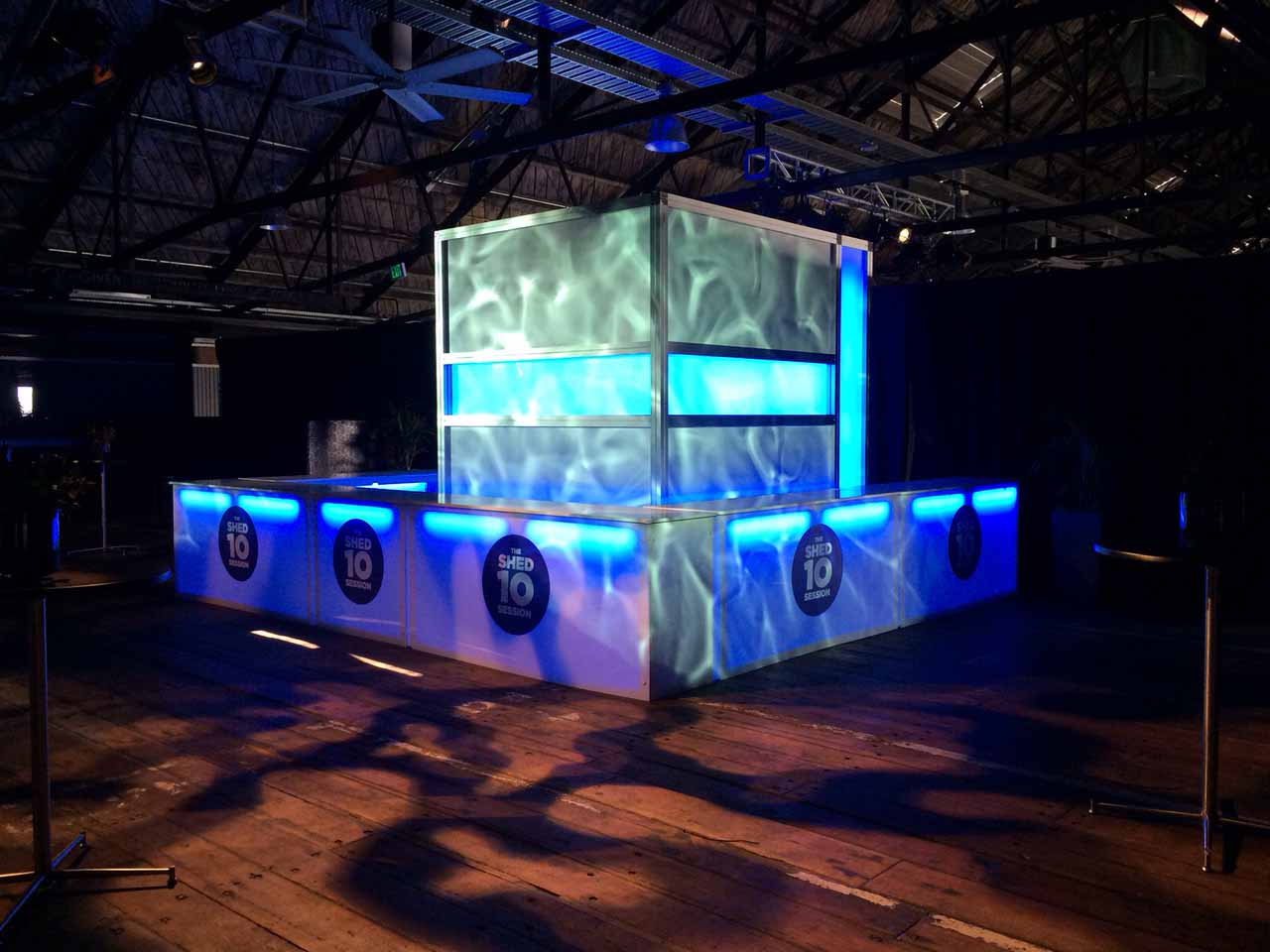 Auckland event and furniture hire