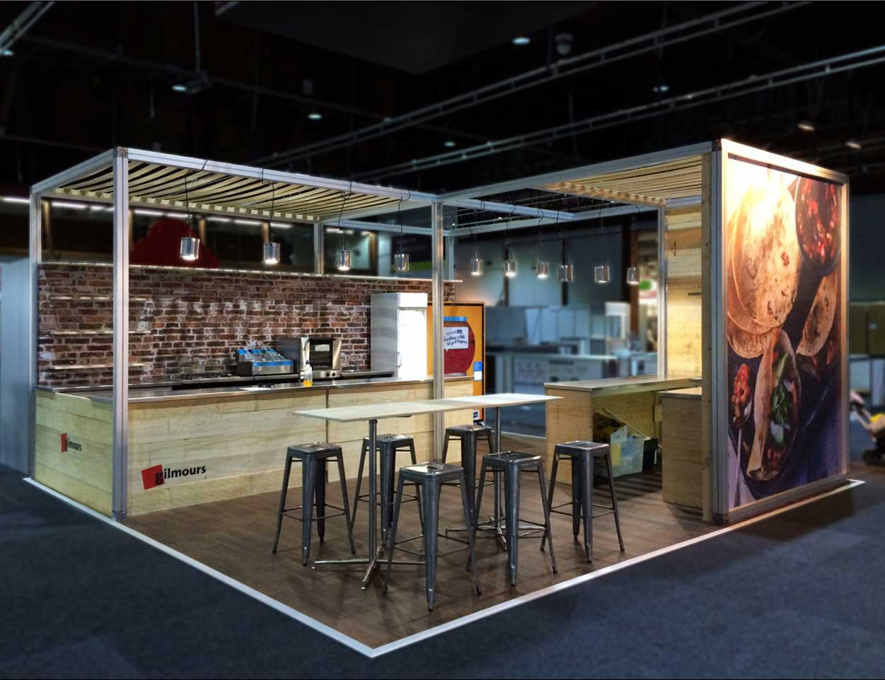 Molto Stand Auckland Exhibition Event