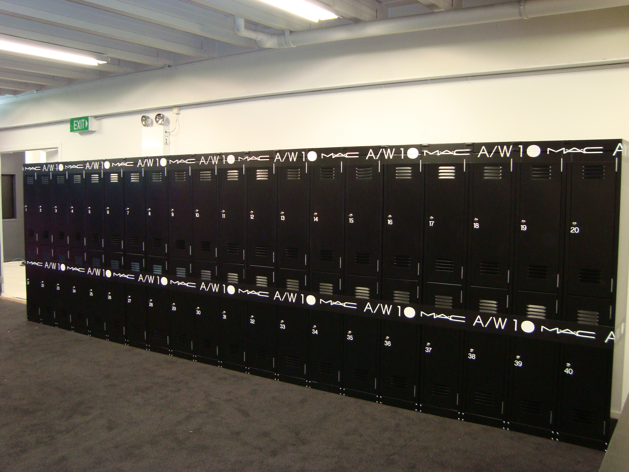 Hire Metal Locker, event furniture hire